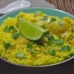 Riz Tita de Martin (riz au poulet et épices)