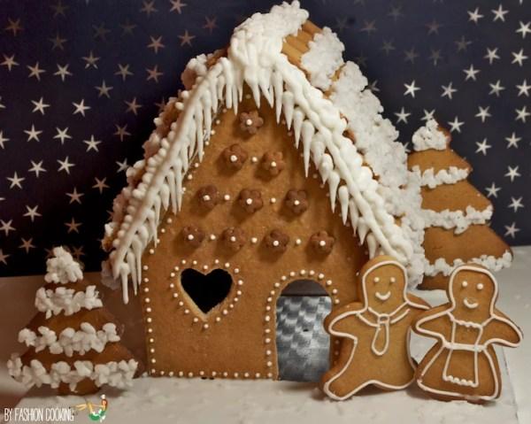 Maison pain epices DIY Recettes de Noël, de fêtes et cadeaux gourmands