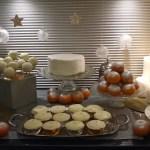 sweet table or argent 150x150 Recettes de Noël, de fêtes et cadeaux gourmands