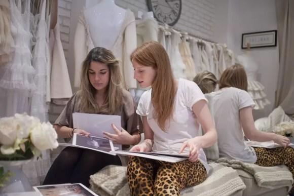 Meryl Suissa et Anne-Sophie de Fashion Cooking
