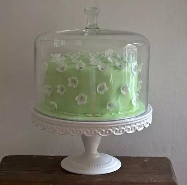 cloche gateau cake stand martha stewart