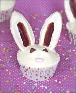 cupcake lapin de pâques