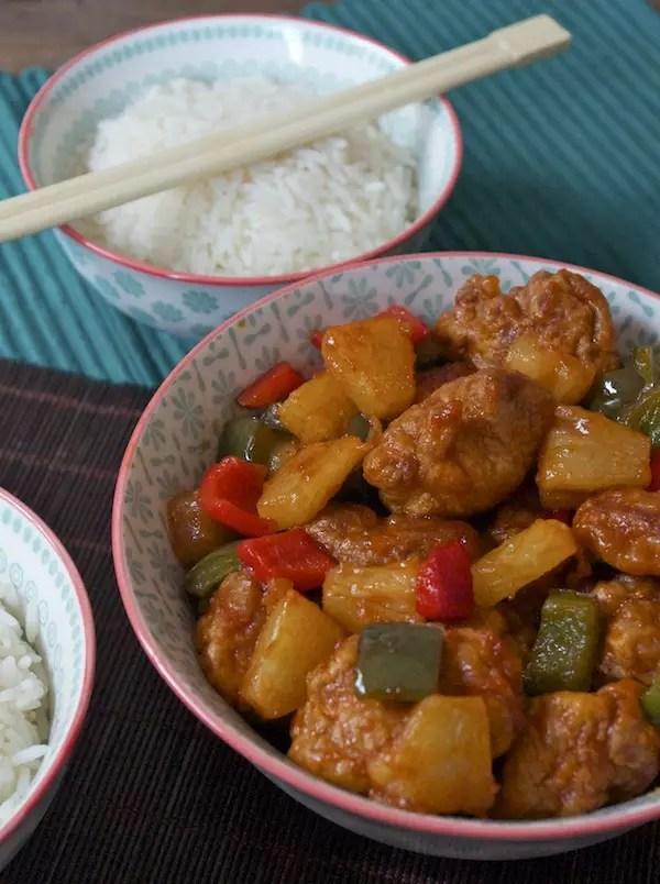 porc-aigre-douce-recette