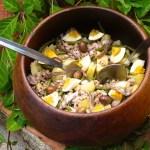 salade nicoise pommes de terre haricots 150x150 Index des recettes