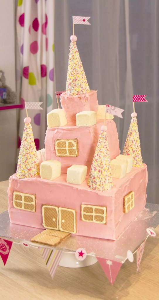 Gateau-Chateau-princesse
