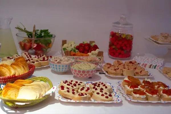 buffet-tartines