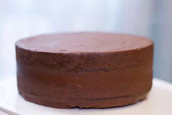 Une Base Adaptée Au Cake Design Gâteau Chocolat Ganache