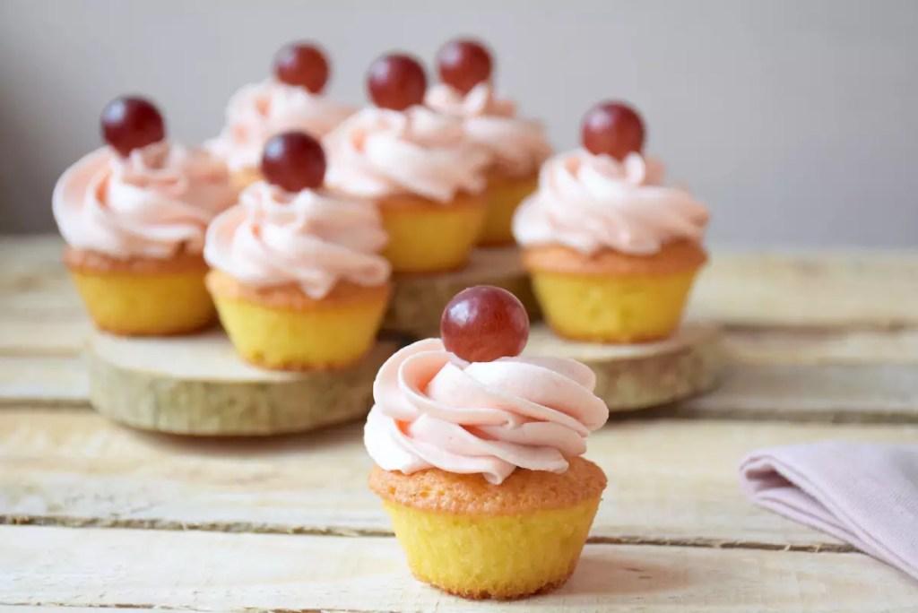 Perfect gluten free cupcakes