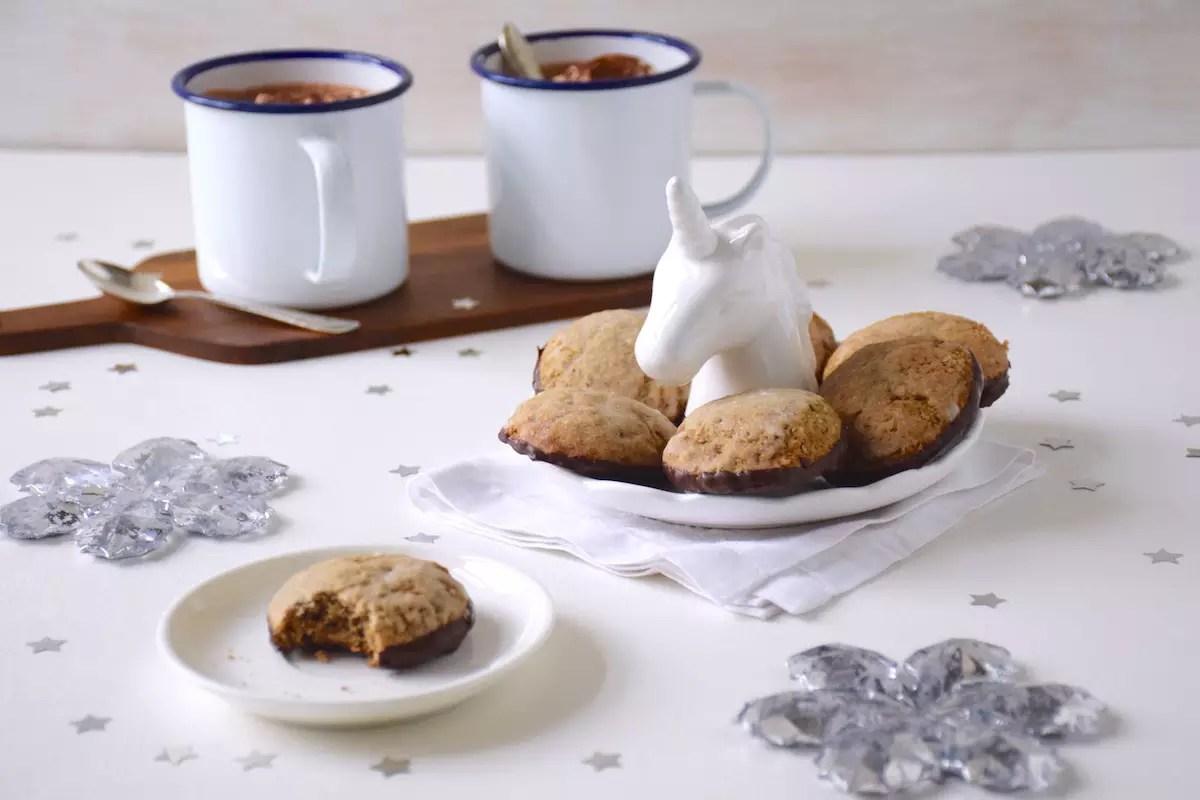 Lebkuchen, chocolate gingerbread
