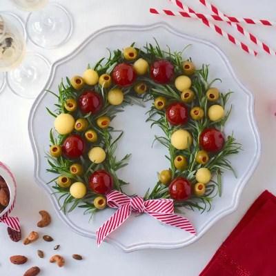 Couronne apéro & fruits secs grillés