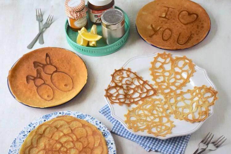 Raté, testé & approuvé pour vous – Les secrets du Pancake Art facile
