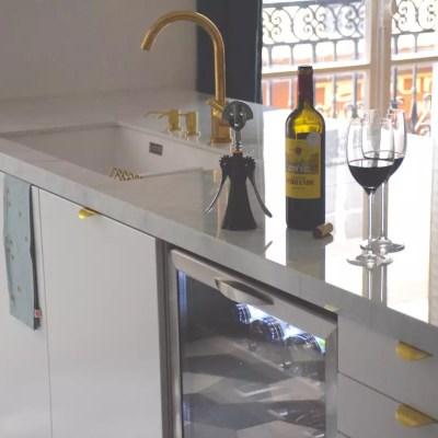 Ma nouvelle cuisine #3 – La cave à vin