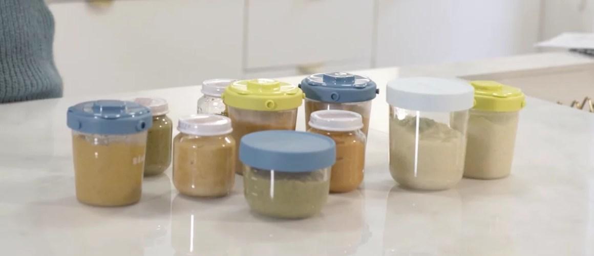 Diversification #4: On organise sa production de petits pots maison