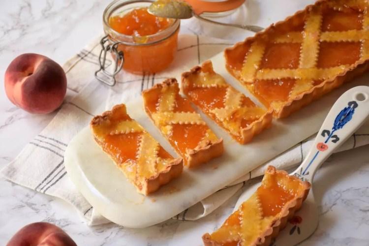 Linzer torte / Tarte confiture