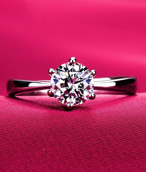 engagement silver carat ring rings p htm diamond sterling cz solitaire simulated
