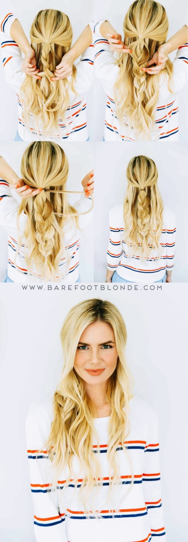 25 absolutely new and easy hairstyles to try in 2018 (before
