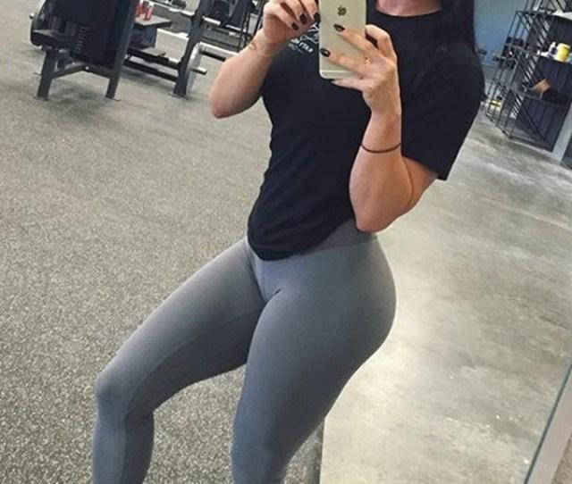 Sizzling Hot Women In Yoga Pants
