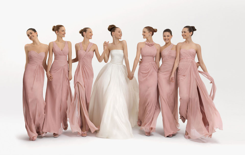 Bridesmaid Dresses | Fashion Trends