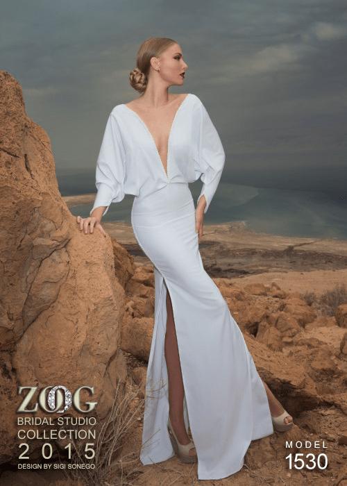 Fascinating Wedding Dresses (16)