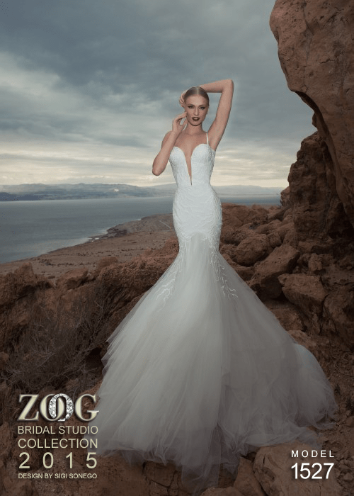 Fascinating Wedding Dresses (18)