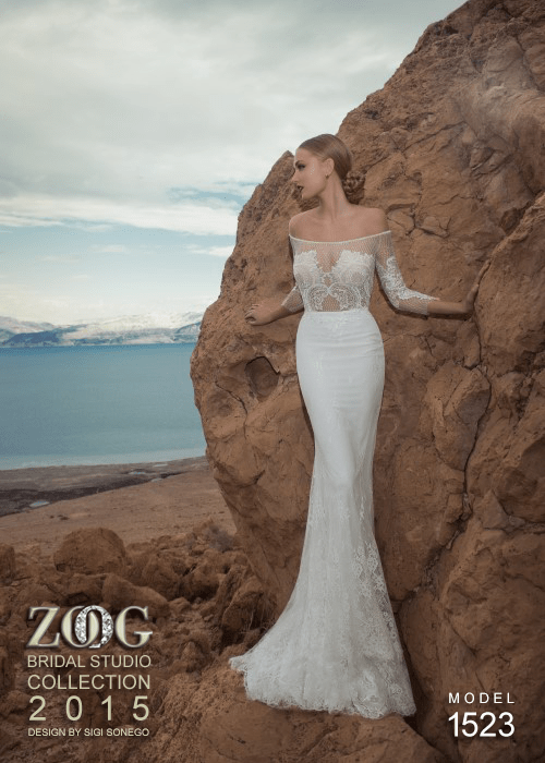 Fascinating Wedding Dresses (22)