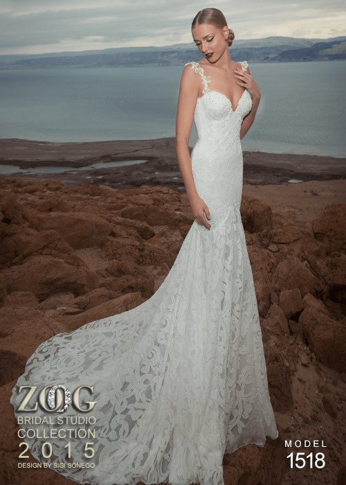 Fascinating Wedding Dresses (9)