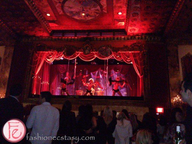 The SAX Restaurant & Lounge Burlesque Show