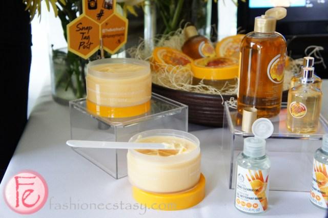 Body Shop Honeymania Body & Bath Collection