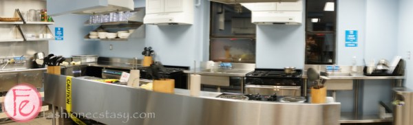 HI-USA self-service kitchen