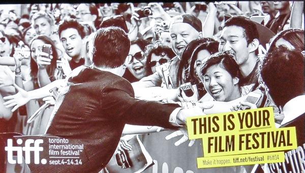 2014 Toronto International Film Festival Canadian Press Conferen