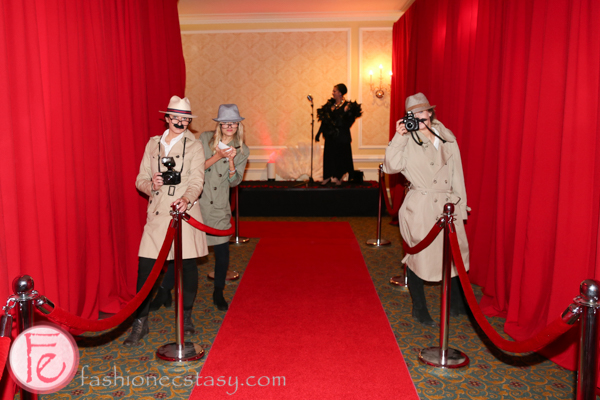 red carpet Silver Ball 2014 for Providence Healthcare