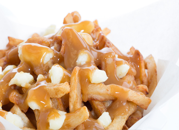 Fresh Burger poutine