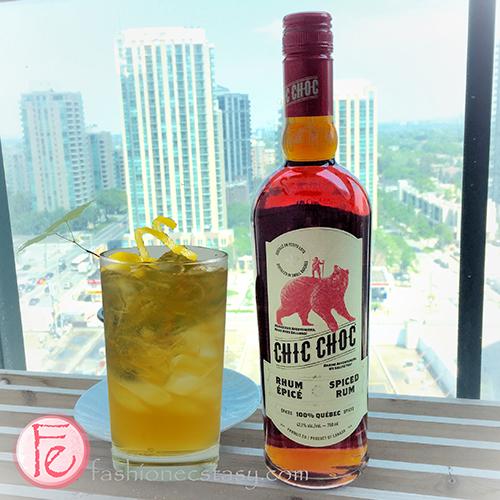 Chic Choc Spiced Rum 2