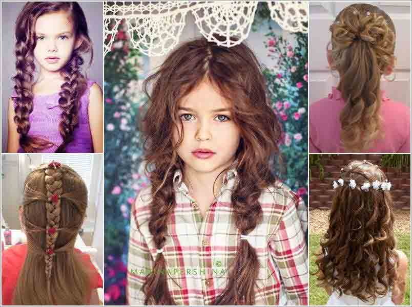 Little Girl Eid Hairstyles For Eid 10 FashionEven