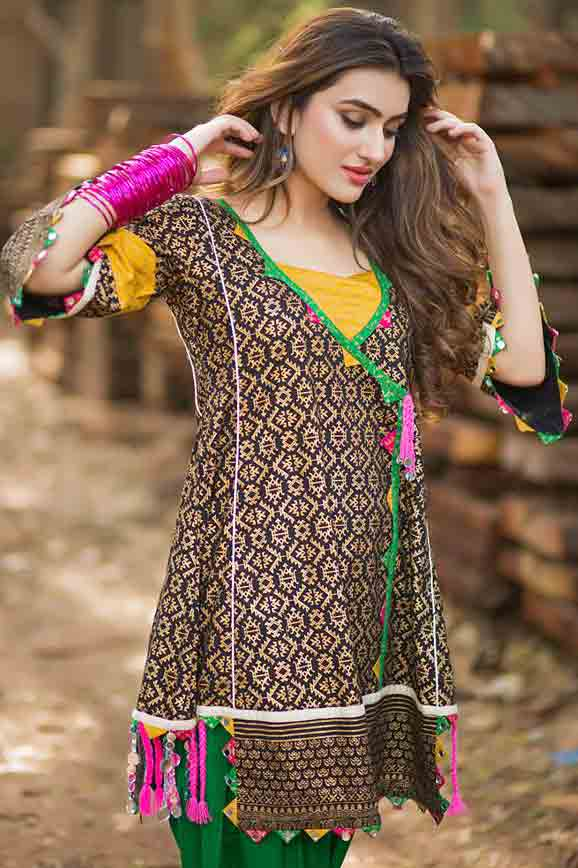 Zahra Ahmad Eid Collection For Girls 18 FashionEven