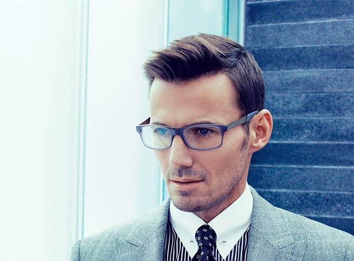 Hugo Boss Latest Summer Eyewear 2014 With Alex Lundqvist