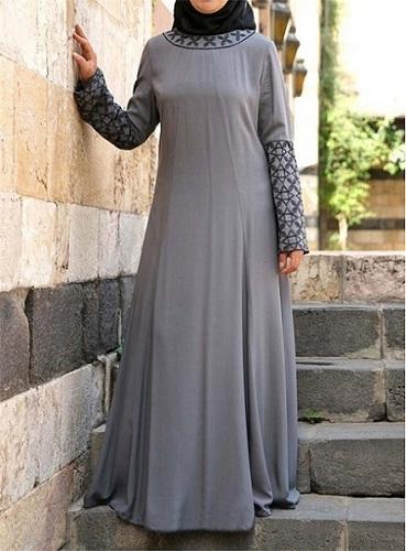 Latest Abaya Designs Arab 2014 For Women