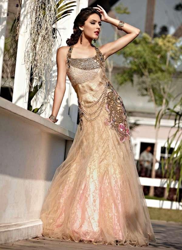 Elegant Wedding Gowns 2014 2015 For Women
