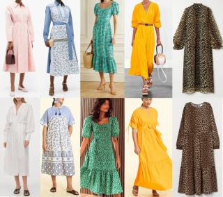 Look for Less: Spring Dresses