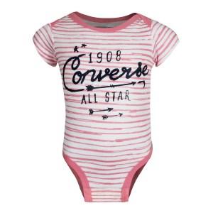 Converse Baby 3 Bodys Geschenk-Set 3-6 Mon. ✓ Top Marken Fashion ✓ ab 50€ Versandkostenfrei ✓ auch auf Rechnung