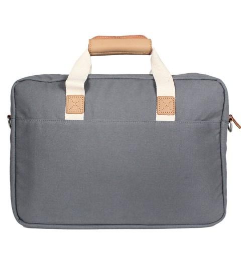 Franklin & Marshall Reporter Dark Blue Solid die coole Laptoptasche des italienischen Labels online bestellen bei Mode-freund online Fashion Shop