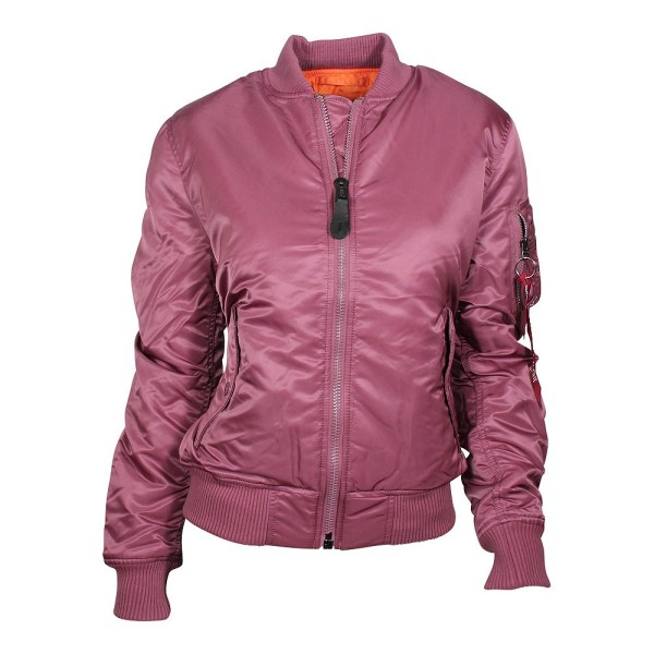 ALPHA Industries Damen Wendejacke dusty pink