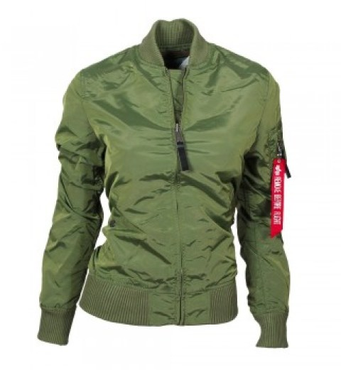 ALPHA Industries MA-1 TT Wmn Modefreund