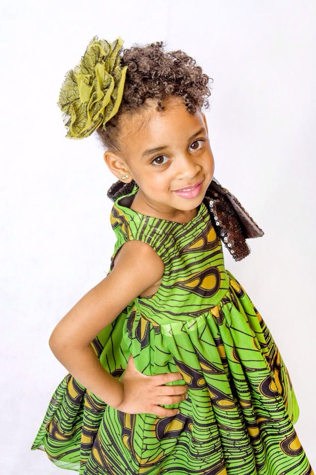 Street Style Of The Day- Children In Ankara/African Prints ...
