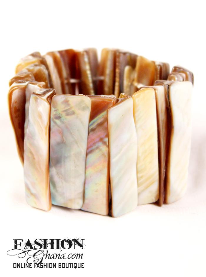 Bone Elastic Bracelet