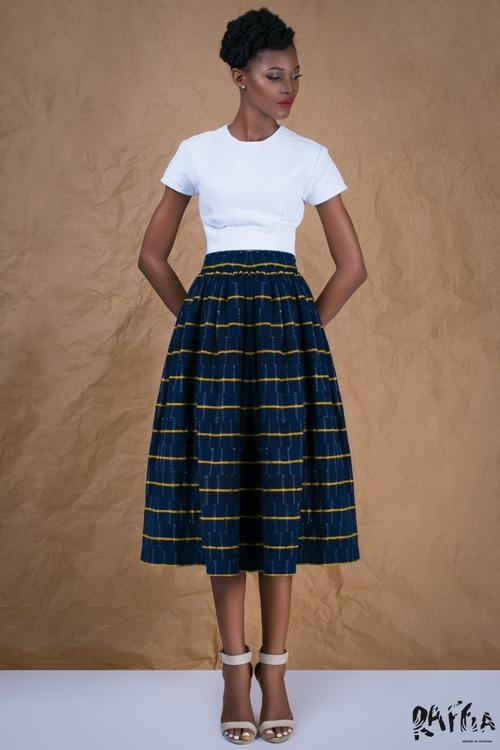 raffia fashionghana african fashion look book (1)