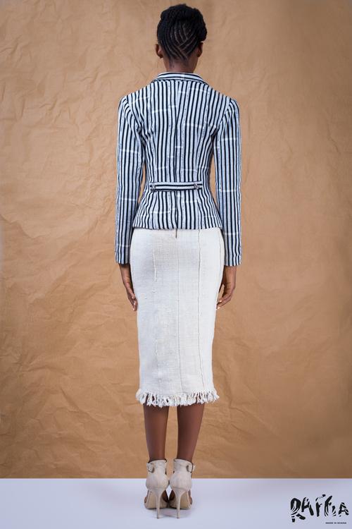raffia fashionghana african fashion look book (12)
