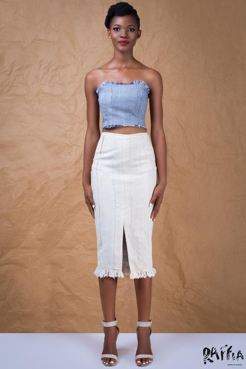 raffia fashionghana african fashion look book (9)