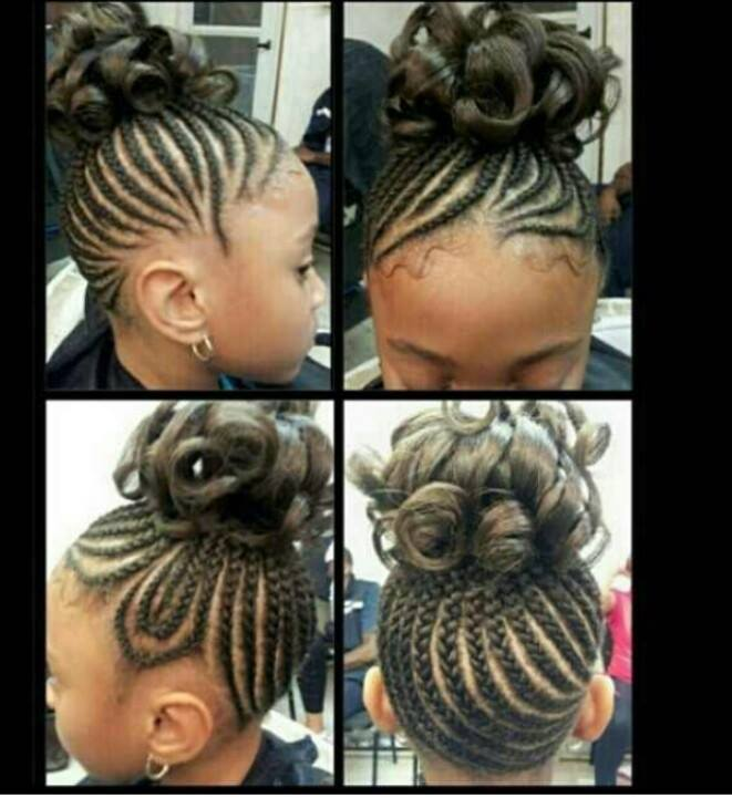 afro natural hair braids cane rolls (40)