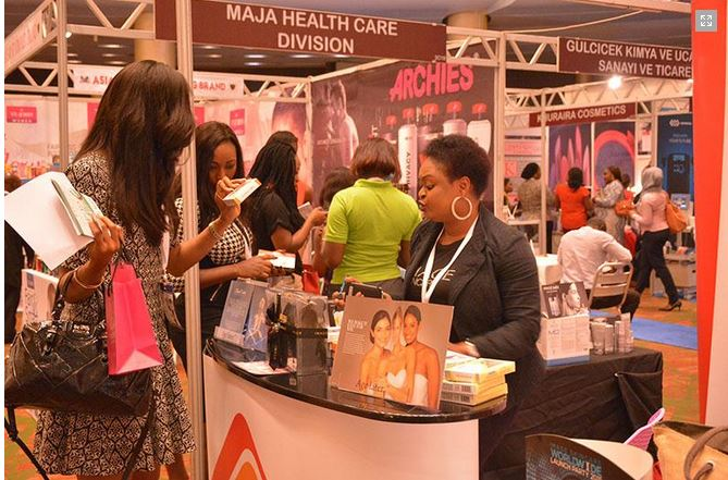 Beauty Africa Exhibition & Conference 2015 (18)